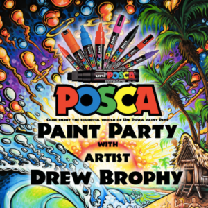 Posca Paint Party
